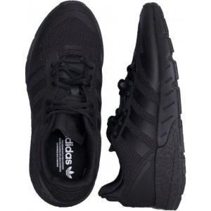アディダス Adidas メンズ スニーカー シューズ・靴 - ZX 1K Boost Core Black/Core Black/Core Black - Shoes black|fermart-hobby