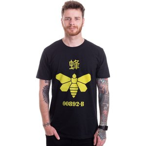 インペリコン Impericon メンズ Tシャツ トップス - Methlamine Barrel Bee - T-Shirt black fermart-hobby