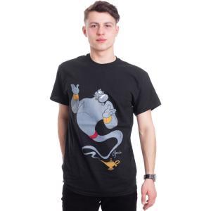 インペリコン Impericon メンズ Tシャツ トップス - Classic Genie - T-Shirt black|fermart-hobby