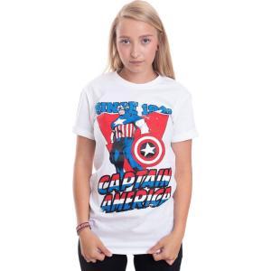 インペリコン Impericon レディース Tシャツ トップス - Since 1941 White - T-Shirt white|fermart-hobby