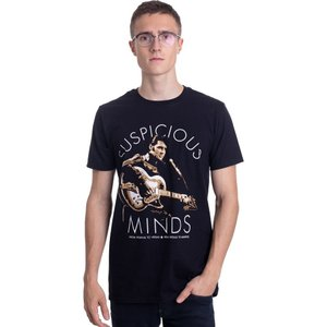 インペリコン Impericon メンズ Tシャツ トップス - Suspicious Minds - T-Shirt black|fermart-hobby