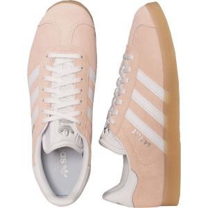 アディダス Adidas レディース スニーカー シューズ・靴 Gazelle W Cleora/Ftw White/Ecrtin Shoes pink|fermart-hobby