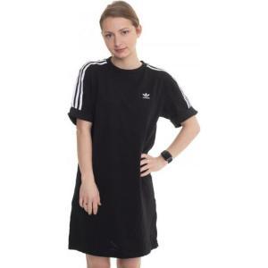 アディダス Adidas レディース ワンピース ワンピース・ドレス - Tee Black - Dress black|fermart-hobby