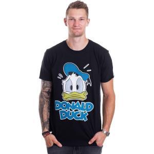 インペリコン Impericon メンズ Tシャツ トップス Disney - Donald Duck - T-Shirt black|fermart-hobby