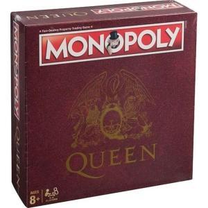 クイーン Queen ゲーム・パズル ボードゲーム モノポリー - Monopoly - Board Game multicolored|fermart-hobby