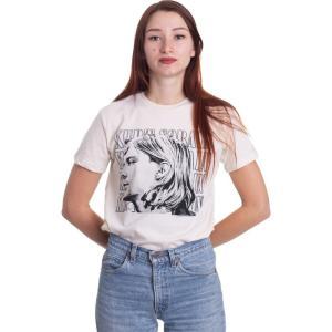 インペリコン Impericon レディース Tシャツ トップス - Contrast Profile Natural - T-Shirt beige fermart-hobby