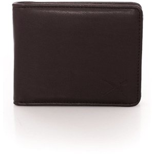 アーライダイリー Iriedaily ユニセックス 財布 Mini Flag Dark Brown Wallet brown|fermart-hobby