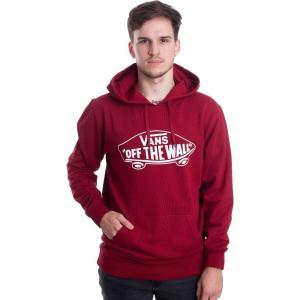 ヴァンズ Vans メンズ パーカー トップス - Otw II Biking Red - Hoodie red fermart-hobby