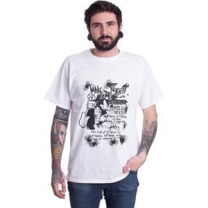インペリコン Impericon メンズ Tシャツ トップス - Make Some Noise White - T-Shirt white|fermart-hobby