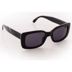 ヴァンズ Vans ユニセックス メガネ・サングラス Keech Black/Dark Smoke Sunglasses black fermart-hobby