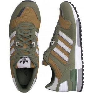 アディダス Adidas メンズ スニーカー シューズ・靴 - ZX 700 Wild Moss/Sesame/Wild Pine - Shoes green|fermart-hobby