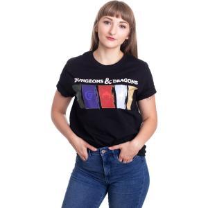 インペリコン Impericon レディース Tシャツ トップス - en's - T-Shirt black|fermart-hobby
