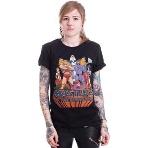 インペリコン Impericon レディース Tシャツ トップス - - T-Shirt black|fermart-hobby