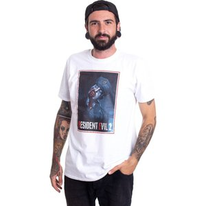 インペリコン Impericon メンズ Tシャツ トップス - 2 Remake Zombie Cop White - T-Shirt white|fermart-hobby