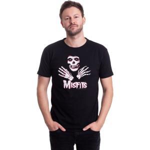 インペリコン Impericon メンズ Tシャツ トップス - Hands - T-Shirt black|fermart-hobby