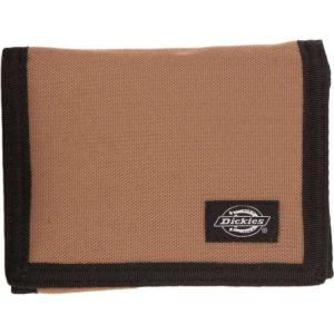 ディッキーズ Dickies ユニセックス 財布 Crescent Bay Brown Duck Wallet brown|fermart-hobby