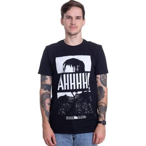 インペリコン Impericon メンズ Tシャツ トップス - Kevin McCallister Ahhhh! - T-Shirt black|fermart-hobby