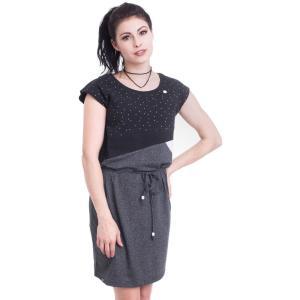 ラグウェア Ragwear レディース ワンピース ワンピース・ドレス Nellie Black Dress black fermart-hobby