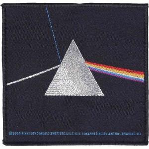 ピンクフロイド Pink Floyd グッズ Triangle Patch black|fermart-hobby