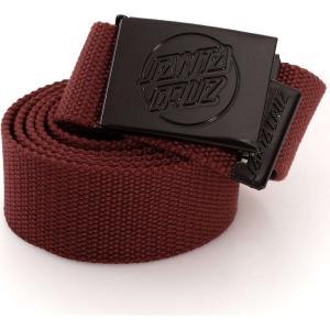 サンタクルーズ Santa Cruz ユニセックス ベルト - Rodeo Brick - Belt brown|fermart-hobby