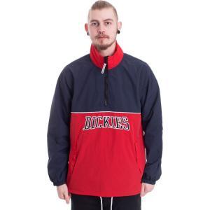 ディッキーズ Dickies メンズ ジャケット アウター Pennellville Fiery Red Jacket red fermart-hobby