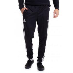 アディダス Adidas メンズ スウェット・ジャージ ボトムス・パンツ - TAN TR Black/White - Sweat Pants black|fermart-hobby