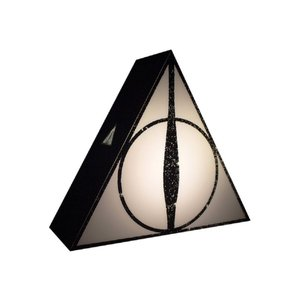 ハリー ポッター Harry Potter グッズ Deathly Hallows Lamp black|fermart-hobby
