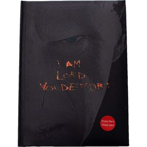 ハリー ポッター Harry Potter グッズ - Voldemort Light Up - Notebook multicolored|fermart-hobby