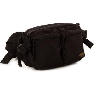 カーハート Carhartt WIP ユニセックス ボディバッグ・ウエストポーチ バッグ Military Black/Black Hip Bag black|fermart-hobby