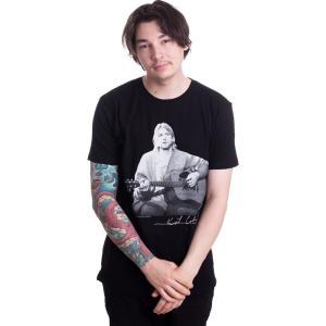 インペリコン Impericon メンズ Tシャツ トップス - Guitar Live Photo - T-Shirt black fermart-hobby