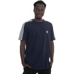 アディダス Adidas メンズ Tシャツ トップス - Tech Collegiate Navy - T-Shirt blue|fermart-hobby