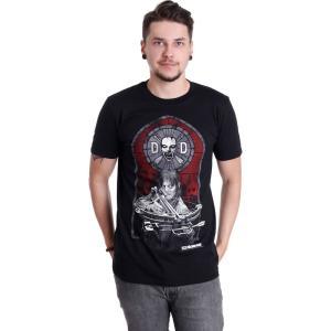 インペリコン Impericon メンズ Tシャツ トップス - Stained Glass - T-Shirt black|fermart-hobby
