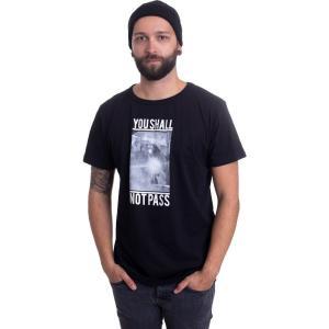 インペリコン Impericon メンズ Tシャツ トップス - Not Pass - T-Shirt black fermart-hobby