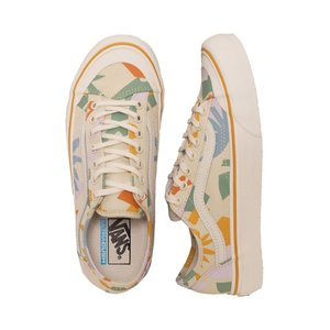 ヴァンズ Vans レディース スニーカー シューズ・靴 Style 36 Decon Sf Leila Hurst Abstract Shoes multicolored|fermart-hobby