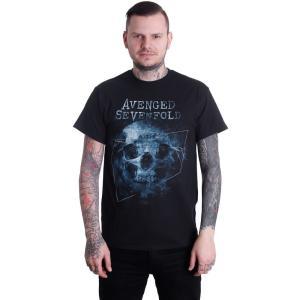 アヴェンジド セヴンフォールド Avenged Sevenfold メンズ Tシャツ トップス Galaxy T-Shirt black|fermart-hobby
