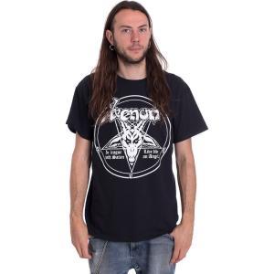 インペリコン Impericon メンズ Tシャツ トップス - In League With Satan - T-Shirt black fermart-hobby