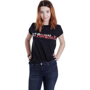 インペリコン Impericon レディース Tシャツ トップス - Revenge Logo - T-Shirt black|fermart-hobby