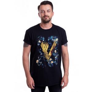 インペリコン Impericon メンズ Tシャツ トップス - Fight - T-Shirt black|fermart-hobby