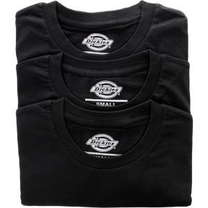 ディッキーズ Dickies メンズ Tシャツ トップス Pack Of 3 T-Shirt black fermart-hobby