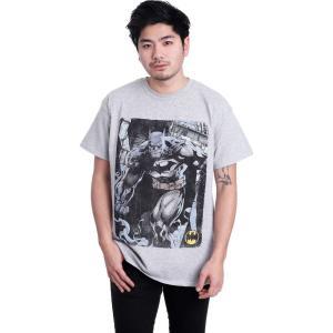 インペリコン Impericon メンズ Tシャツ トップス - Urban Legend Heather Grey - T-Shirt grey fermart-hobby