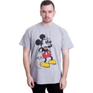 インペリコン Impericon メンズ Tシャツ トップス - Confusing Face Sports Grey - T-Shirt grey|fermart-hobby