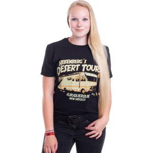 インペリコン Impericon レディース Tシャツ トップス - Heisenbergs Desert Tours - T-Shirt black fermart-hobby