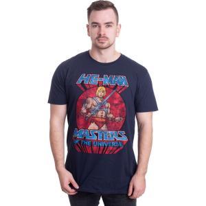 インペリコン Impericon メンズ Tシャツ トップス - He-Man - T-Shirt blue|fermart-hobby