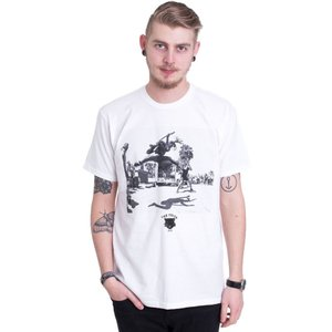 ザ フィーバー333 The Fever 333 メンズ Tシャツ トップス Photo White T-Shirt white|fermart-hobby