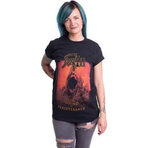 インペリコン Impericon レディース Tシャツ トップス - The Sound Of Perseverence - T-Shirt black|fermart-hobby