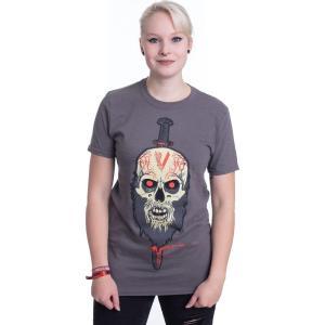 インペリコン Impericon レディース Tシャツ トップス - Berserker - T-Shirt black|fermart-hobby