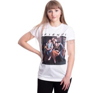 インペリコン Impericon レディース Tシャツ トップス - Group Photo White - T-Shirt white|fermart-hobby