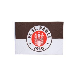 FCザンクトパウリ FC St. Pauli グッズ Logo GroSs Flag brown fermart-hobby