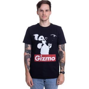 インペリコン Impericon メンズ Tシャツ トップス - GIZMO - T-Shirt black|fermart-hobby