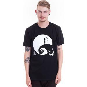 インペリコン Impericon メンズ Tシャツ トップス - Moon Oogie Boogie - T-Shirt black|fermart-hobby